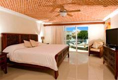 Habitación 2 BD Full Residence del Hotel Aventuras Club Lagoon Hotel