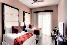 Habitación Deluxe del Hotel Azul Fives Hotel by Karisma