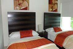 Habitación Habitación Doble del Hotel B Pichilingue Torre Esmeralda