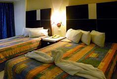 Habitación Estándar Económica del Hotel Baluartes