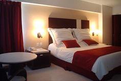 Habitación Junior Suite del Hotel Baluartes