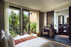 Habitación Bliss Pool Villa del Hotel Banyan Tree Mayakoba