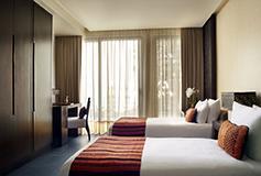 Habitación Serenity Pool Villa del Hotel Banyan Tree Mayakoba