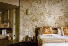 Habitación Arena Suite del Hotel Be Tulum Beach & Spa Resort