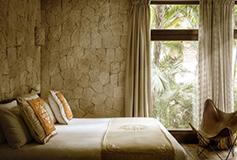 Habitación Selva Suite del Hotel Be Tulum Beach & Spa Resort