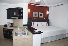 Habitación Estudio de lujo vista a la alberca del Hotel Hotel Krystal Grand Nuevo Vallarta