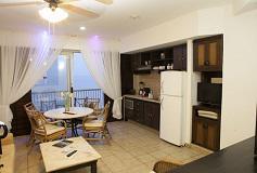 Habitación Master Suite vista al mar y balcón del Hotel Hotel Krystal Grand Nuevo Vallarta
