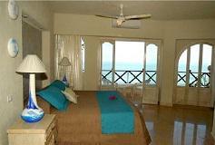 Habitación Frente al Mar con Balcón + WiFi Gratis del Hotel Hotel Blue Chairs Resort By The Sea
