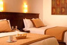 Habitación Deluxe Vista Parcial al Mar del Hotel Hotel Blue Bay Grand Esmeralda