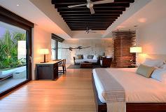 Habitación Luxury Experience at Blue Diamond Adults Only del Hotel Hotel Blue Bay Grand Esmeralda
