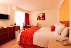 Habitación De Lujo con Vista al Mar del Hotel Buenaventura Grand Hotel & Spa