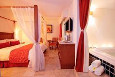 Habitación Suite Lunamielera (Paquete romance) del Hotel Buenaventura Grand Hotel & Spa