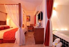 Habitación Suite Lunamielera del Hotel Buenaventura Grand Hotel & Spa