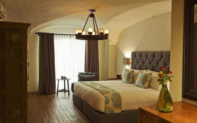 Habitación Deluxe Room del Hotel Busué A Boutique Experience Hotel