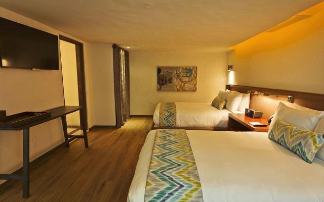 Habitación Premier Double Room del Hotel Busué A Boutique Experience Hotel