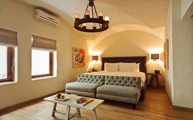 Habitación Premier Room del Hotel Busué A Boutique Experience Hotel