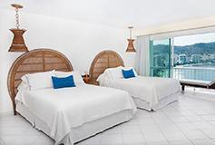 Habitación Master Suite del Hotel Hotel Calinda Beach Acapulco