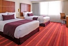 Habitación Deluxe Doble del Hotel Camino Real Aeropuerto
