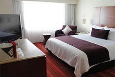Habitación Deluxe King del Hotel Camino Real Aeropuerto