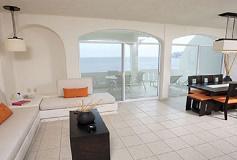 Habitación Suite de Tres Recámaras del Hotel Camino Real Manzanillo