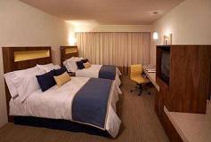 Habitación Deluxe del Hotel Camino Real Pedregal Mexico