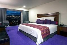 Habitación Superior Deluxe 1 Cama King size del Hotel Camino Real Pedregal Mexico