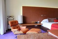 Habitación Camino Real Club King Fumar del Hotel Camino Real Polanco México