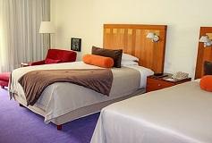 Habitación Deluxe Doble No Reembolsable del Hotel Camino Real Polanco México