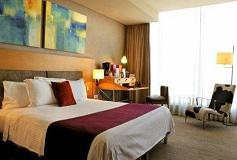 Habitación Piso Ejecutivo del Hotel Camino Real Santa Fe Mexico