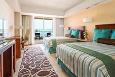 Habitación Deluxe del Hotel Camino Real Veracruz