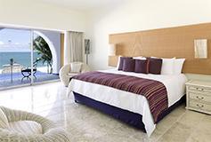 Habitación Habitación De Lujo King No Fumar con Piscina del Hotel Camino Real Zaashila