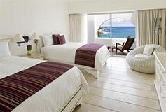 Habitación Suite de Dos Recámaras del Hotel Camino Real Zaashila