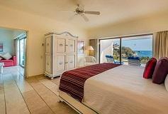 Habitación Suite de Una Recámara King sin Piscina del Hotel Camino Real Zaashila