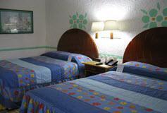 Habitación Standard del Hotel Cancún Clipper Club