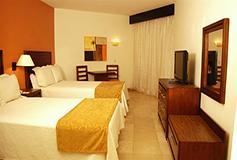 Habitación Deluxe Super Saver del Hotel Canto del Sol All Inclusive Beach & Tennis Resort