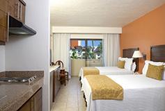 Habitación Estudio Estándar del Hotel Canto del Sol All Inclusive Beach & Tennis Resort