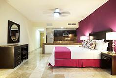 Habitación Estudio Luxury del Hotel Canto del Sol All Inclusive Beach & Tennis Resort