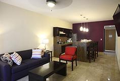 Habitación Suite 1 Recámara Luxury del Hotel Canto del Sol All Inclusive Beach & Tennis Resort