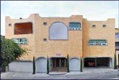 Habitación Doble Individual del Hotel Casa Anturio