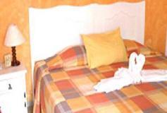 Habitación Estándar Matrimonial del Hotel Casa Anturio