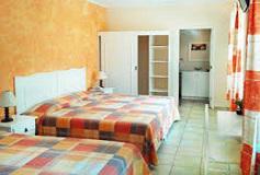 Habitación Junior Suite del Hotel Casa Anturio