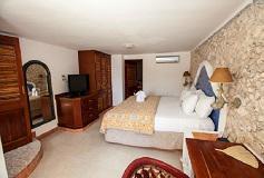 Habitación Cabaña Deluxe del Hotel Casa del Mar Cozumel