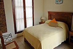 Habitación Estándar Una Cama Matrimonial del Hotel Casa del Rio