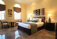Habitación Suite Vista a la Calle del Hotel Casa Margarita Hotel Boutique