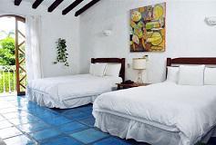 Habitación Estándar del Hotel Casa Tukari