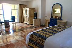 Habitación Junior Suite Parcial Vista al Mar del Hotel Casa Turquesa Hotel Boutique and Museum