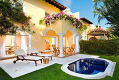 Habitación Grand Class con Terraza y Jacuzzi + Wi Fi Gratis del Hotel Casa Velas Resort Premium All Inclusive for Adults Only