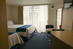 Habitación Deluxe Doble del Hotel Century Zona Rosa