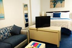 Habitación Suite del Hotel Century Zona Rosa