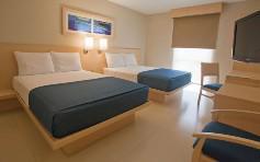Habitación Estándar Doble del Hotel City Express Campeche